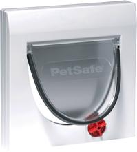 Petsafe Kattelem Staywell® 917 Classic (4-vejs-lukning) - Kattelem, hvid