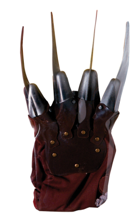 Freddy Krueger handske One-size