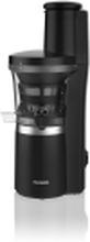 Panasonic MJ-L700KXE, Hand juicer, Sort, 7,5 cm, 1 m, 63 dB, Knapper