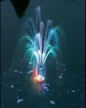 LED-lysring i farver til Napoli/Siena dampumper