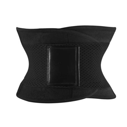 Treningskorsett for slank mage - Svart XXL