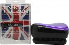 Tangle Teezer Compact Styler Takkuja Poistava Harja - Purple Dazzle