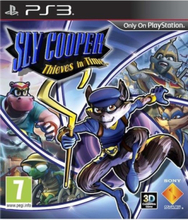 Sly Cooper: Thieves in Time - Sony PlayStation 3 - Action/Adventure