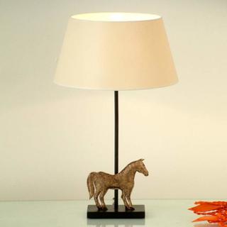 Dekorativ Solisti Cavallo bordlampe