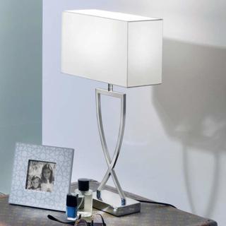 Villeroy & Boch Toulouse - Bordlampe m/stoffskjerm
