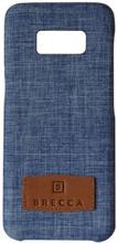 BRECCA FABRIC COVER SAMSUNG S8 BLUE