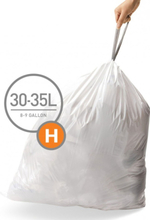 Simplehuman H 30 liter