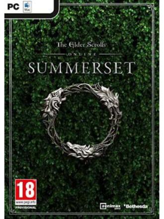 The Elder Scrolls Online: Summerset Upgrade - Mac - Verkkopelit - Massiivinen monen pelaajan verkkoroolipeli (MMORPG)