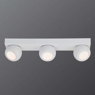 LED-takspott Balleo fra AEG med tre lys