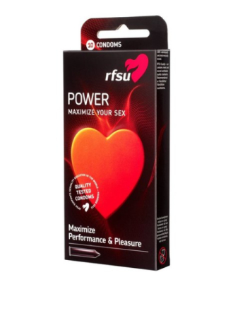 RFSU Power Boost Intim Transparent