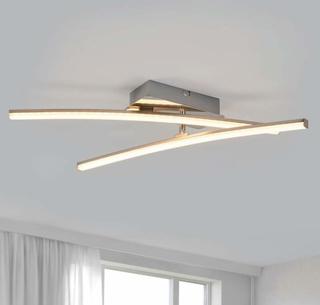 Simon - to-armet LED-taklampe