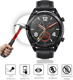 Huawei Watch Gt 3pkn Herdet Glass Skjermbeskytter