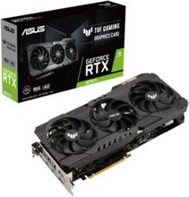 GeForce RTX 3070 Ti TUF - 8GB GDDR6X RAM - Grafikkort