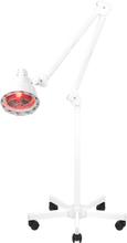 Infrarød lampe, Sollux 868 varmelampe med stativ
