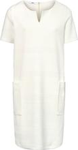 Jerseyklänning kort ärm från Peter Hahn vit