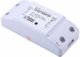 Sonoff Basic wifi smart switch (Google Assistant, Alexa, iOS & IFTTT)