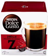 Nescafe Dolce Gusto Zoegas Mollbergs Blandning 16 kpl