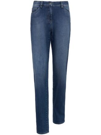 'Feminine Fit'-jeans fra Brax Feel Good - CAROLA Fra Brax Feel Good denim - Peter Hahn