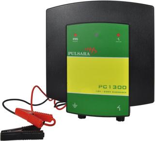 Pulsara PC1300 12V batteri elhegnsapparat
