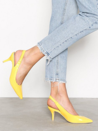 Pumps - Gul NLY Shoes Slingback Pump