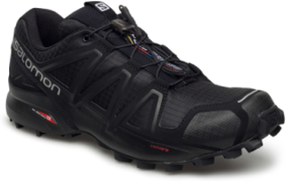 Speedcross 4 Shoes Sport Shoes Running Shoes Sort Salomon