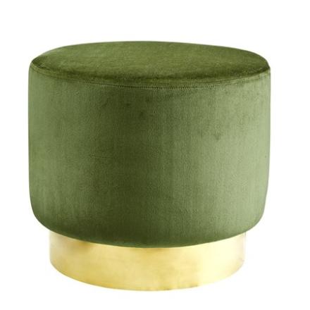 Jakobsdals Sittpuff Roma - Khaki green