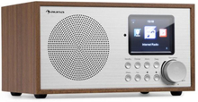 Silver Star mini internet DAB+/FM radio, WiFi, BT,DAB+/FM, ek