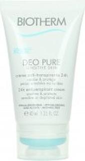 Biotherm Deo Pure Antiperspirant Cream Sensitive Skin 40ml