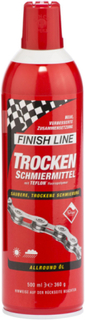 Finish Line Smøremiddel DRY 500ml rød 2019 Smøremiddel