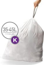 Simplehuman K 38 liter