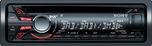 SONY CDXDAB500-CAL DAB radio med calearo antenne