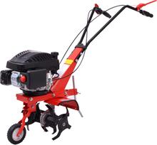 vidaXL Benzinkultivator 5 HP 2,8 kW rød