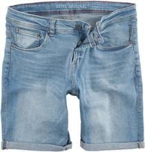 Shine Original - Regular Fit Denim Shorts Light Blues -Shorts - lyseblå