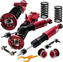 2005 - 2014 compatible for Ford Mustang 24 Ways Adjustable Damper Suspension Kit Coilovers