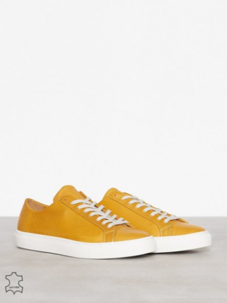 Filippa K M. Morgan Low Sneaker Tennarit & kangaskengät Honey