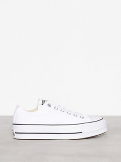 Converse Chuck Taylor All Star Lift Clean Low Top Vit
