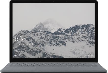 Surface Laptop — 1 TB / Intel Core i7 / 16 GB RAM (Platynowy)