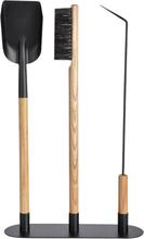 Esschert Design Eldverktyg tre delar kolstål FF208