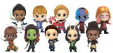 Hot Toys Marvel Avengers Endgame Cosbaby Avengers Women's - Size XS (Set of 10)