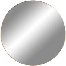 Jersey Spejl Messing farvet