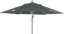 Parma parasoll Grå 3,5 m