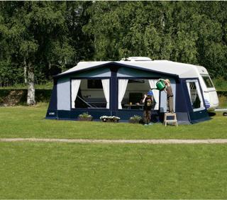 Svenska Tält - Camping Förtält