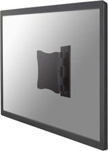 """NewStar vægbeslag til 10""""-27"""" fladskærm vipbar 5-8 cm sort"""