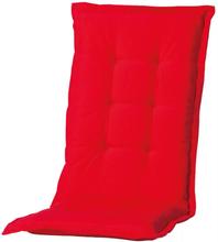 Madison Stolsdyna för utomhusbruk Panama 123x50 cm röd PHOSB220