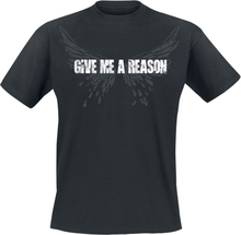 Bullet For My Valentine - Give Me A Reason -T-skjorte - svart