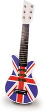 Vilac Rock Guitar - Union Jack