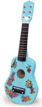 Vilac Guitar - Dekoreret af Nathalie Lété