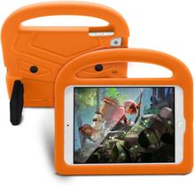 iPad Mini 1/2/3/4/(2019) Børne cover - Sparrow Kickstand Cover - Orange