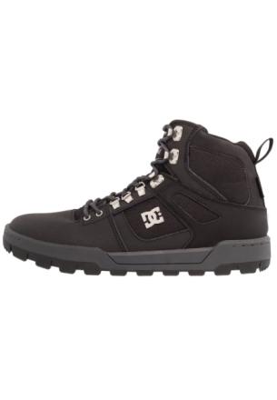 DC Shoes SPARTAN HIGH WR BOOT Snørestøvletter black