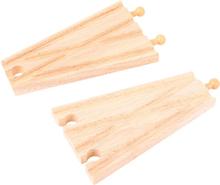 Skinnesæt med 2 stk. Y-Spiltter - Pakke med to forskellige Skiftespor